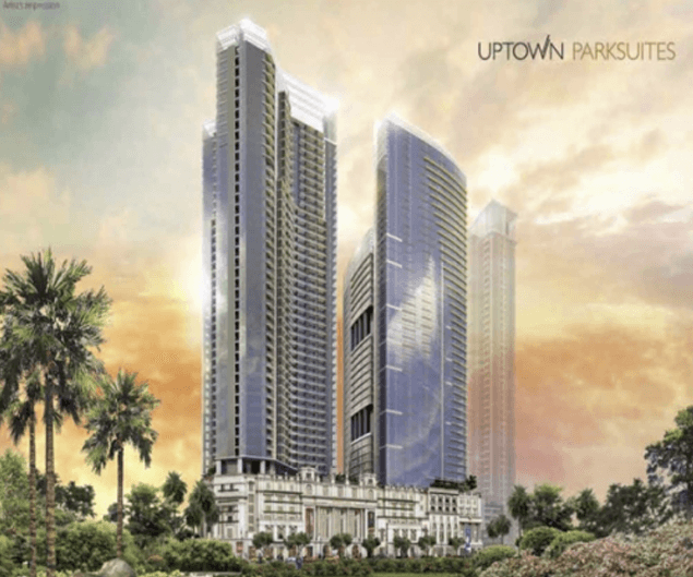 UPTOWN PARKSUITES TOWER2